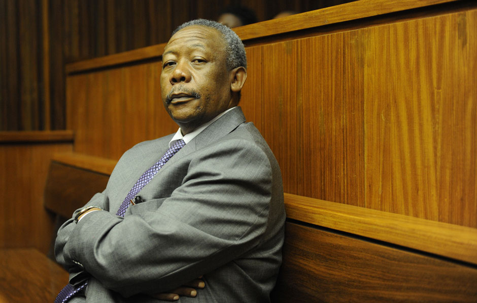 Selebi in the dock