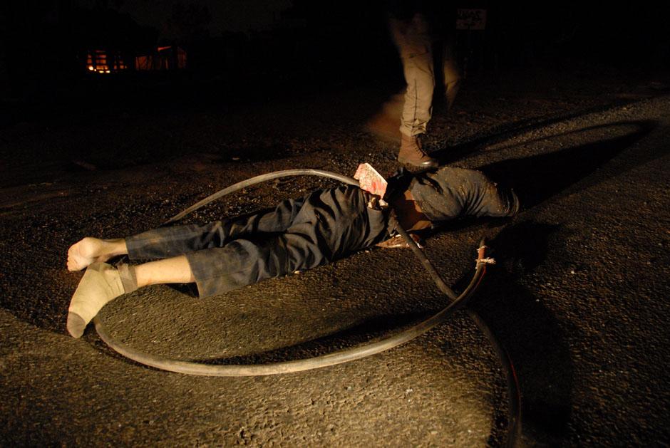 Mainreef Road murder