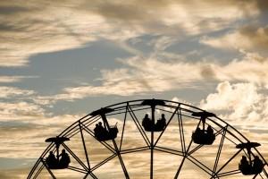 Rand Show Big Wheel